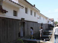 鳥取 倉吉市の白壁土蔵めぐり
