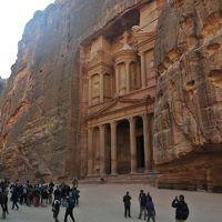 【2012-2013年末年始 ヨルダン・イスラエルの旅】Part5 ついに憧れの地へ!ペトラの旅