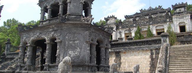 2010年・ベトナムの旅(2)〜フエ