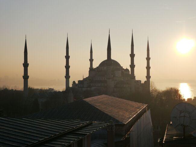 冬のトルコ&ポルトガル【2】イスタンブール街歩き 2日目