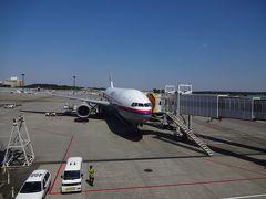 (No.1)マレーシア航空ビジネスクラスでKL経由コロンボへ@2013年GWは中欧4ヶ国&おまけ2ヶ国で通過も入れると計12ヶ国10日間の旅