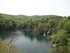(No.5a)ザグレブからプリトヴィッツェ湖群国立公園日帰り@2013年GWは中欧4ヶ国&おまけ2ヶ国で通過も入れると計12ヶ国10日間の旅【作成中】