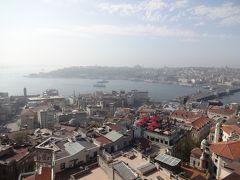 2013年GWは中欧4ヶ国&おまけ2ヶ国で通過も入れると計12ヶ国10日間の旅(9)イスタンブールをちょこっと町さるき