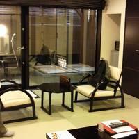 戸倉上山田温泉 亀屋のリノベーションルームに宿泊