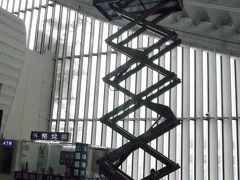 桃園國際機場・ぐるっと遠回り-2013GW・台南2泊・蘆洲1泊の旅⑦
