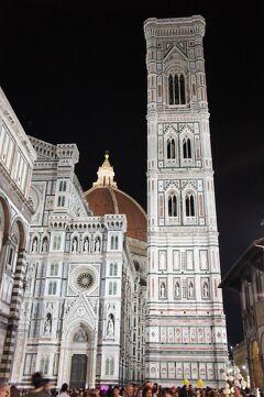 【イタリア】5日目 フィレンツェ観光(ウフィツィの裏技)とLA NOTTE BIANCA