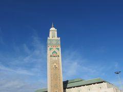 モロッコ一人旅 1日目 出発→カサブランカ着