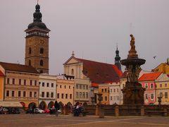 2013東欧5カ国旅 その5チェスケブディエヨヴィツェ・ターボル