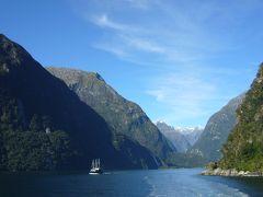 2013GWは初秋のニュージーランドへ(その5)~南島ミルフォードサウンド~
