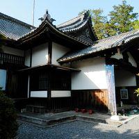 映画「雷桜」のロケにも使われた安政年間創建の掛川城二の丸御殿と二の丸美術館