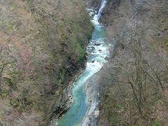 GW 秋田県南の穴場的な旅 その2 小安峡・川原毛地獄・稲庭うどん編