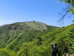 プチオフ登山の下見の登山