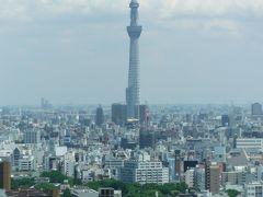 東京スカイツリーほか観光