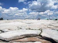 2013年5月 アメリカ出張 シカゴ~アトランタ~ワシントンDC~ロサンゼルス 2 アトランタ 世界最大の花崗岩&レリーフ、ストーン・マウンテン~ヒルトンホテル~アトランタ・ダウンタウン