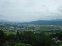 2007 信濃・越後・会津ぐるっとぶらり旅【その1】18きっぷで長野へ
