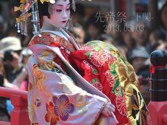 GW下関散策【先帝祭2013】