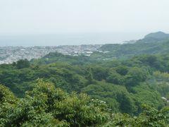 峯市民の森、円海山いっしんどう広場から鎌倉まで縦走ハイキング