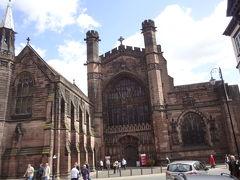 2013年英国紀行-4-チェスター大聖堂、デワローマンエクスペリエンス、グロブナー博物館