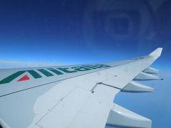2013 GW イタリア3都市滞在の旅 その1 日本~ローマ~ナポリ
