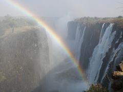 2012.8 南部アフリカ4カ国周遊の旅(南アフリカ・ジンバブエ・ボツワナ・ザンビア) 5日目