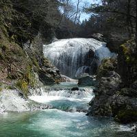 『関山大滝』/ちょこっと山形県東根市へ◆2013年春/peachで仙台へ≪その3≫