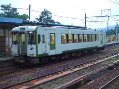 2007 信濃・越後・会津ぐるっとぶらり旅【その3】飯山線の旅