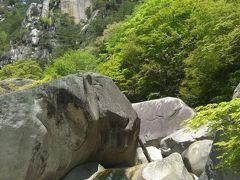 ゴールデンウィークの昇仙峡