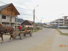 ルーマニア、ウクライナの旅 ②