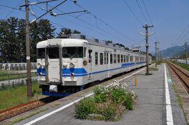 2013年5月「富山県置県130年記念乗り放題きっぷ」の旅5(北陸本線)