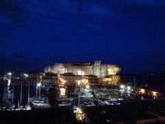 初夏の優雅なバカンス ナポリのイスキア島♪ Vol2(第1日目夜) ☆ナポリ:「Grand Hotel Santa Lucia」のジュニアスイートルーム♪