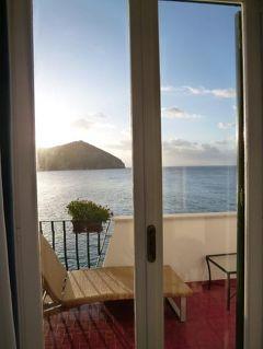初夏の優雅なバカンス ナポリのイスキア島♪ Vol21(第4日目朝) ☆イスキア島サンタンジェロ:「Hotel Miramare Sea Resort」の朝食♪