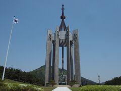 2012年GW コリアレールパスで行く韓国鉄道の旅 (3) 釜山・中央公園編