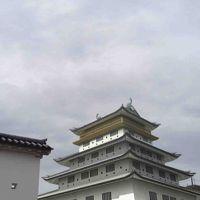 よみがえる津山城天守! そしてやっぱり ホルモンうどん(日本100名城攻略記)