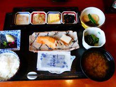 5月末で福岡便の運航終了となる、ANAのジャンボ機《B747−400》に乗って行く、横浜1泊2日の旅【ホテルニューグランド内の施設と「たん熊」での朝食編】(2013年5月)