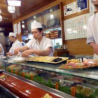 沼津港マーケットモール 双葉寿司の昼食