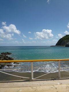 初夏の優雅なバカンス ナポリのイスキア島♪ Vol31(第5日目午後) ☆イスキア島サンタンジェロ:温泉公園「Giardini Termali」と「Maronti」のビーチで優雅に過ごす♪