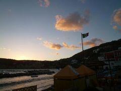 初夏の優雅なバカンス ナポリのイスキア島♪ Vol34(第5日目夜) ☆イスキア島サンタンジェロ:黄昏の美しいサンタンジェロを歩く♪