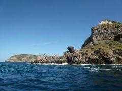 初夏の優雅なバカンス ナポリのイスキア島♪ Vol36(第6日目午前) ☆イスキア島サンタンジェロ:サンタンジェロから小舟でソルジェートへ絶景を眺めながら行く♪