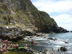 初夏の優雅なバカンス ナポリのイスキア島♪ Vol37(第6日目昼) ☆イスキア島ソルジェート:天然の露天風呂とランチ♪ソルジェートで優雅に過ごす♪