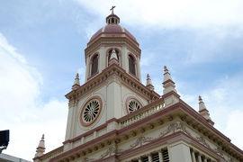 トンブリー(2):サンタクルーズ教会周辺に根付く多文化の歴史 * バンコク紀行(119) *