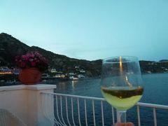 初夏の優雅なバカンス ナポリのイスキア島♪ Vol41(第6日目夜) ☆イスキア島サンタンジェロ:「Hotel Miramare Sea Resort」のレストランでディナー♪