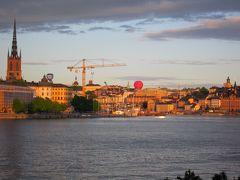2013 美しき大自然を旅する北欧4カ国 ストックホルム