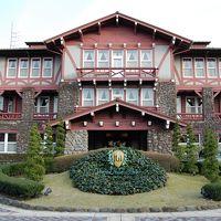 雲仙観光ホテルへ 阿蘇熊本経由 焼き物の郷、波佐見へ
