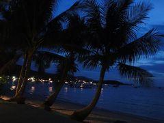 ちょこっとバンコクに寄ってからタオ島ダイビングとサムイ島リゾート その1