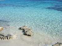 2013年 地中海の楽園 フォルメンテーラ島 東海岸にある3つのビーチ