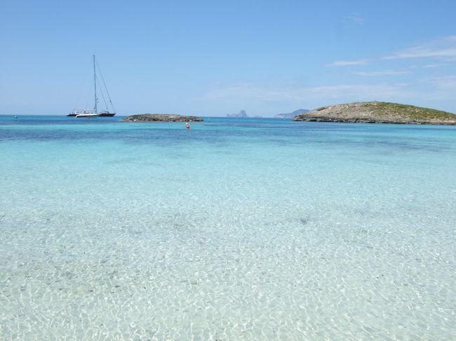 2013年 地中海の楽園・フォルメンテーラ島 プラヤ・イレテス偏