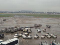 またまた台風接近中に空旅 / リーガロイヤルホテル大阪 PT スイート泊