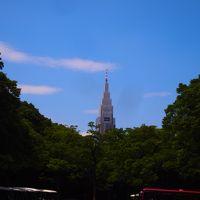 東京パワースポットを巡る旅 明治神宮 清正井 皇居外苑ホテル グランパシフィック LE DAIBA(お台場)おともdeマイルdeマイル消化
