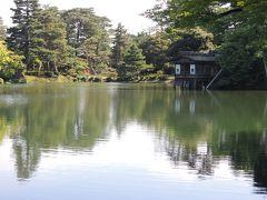 金沢 兼六園を訪れる
