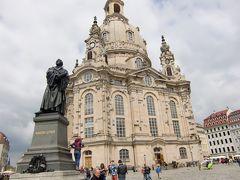 '13年旧東独の町、宗教改革ゆかりの町、そしてチューリンゲン、バイエルンの町巡り2。ドレスデン2。